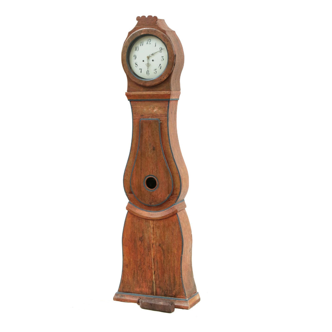Mora Clock in original paint