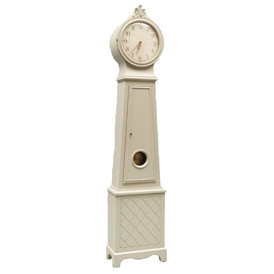Swedish Mora Clock in grey