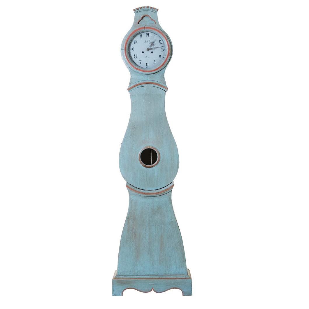 Blue Mora Clock from Sweden