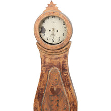 Mora clock in natural colour