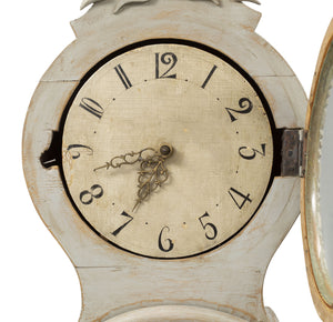 mora clock antique face