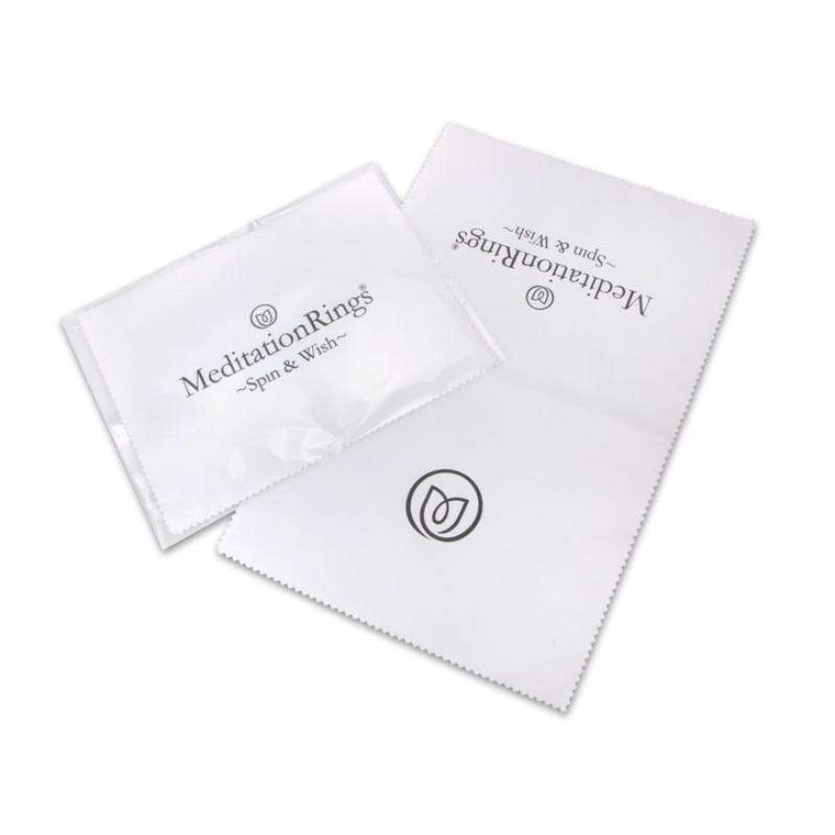 MeditationRings Cleaning Cloth