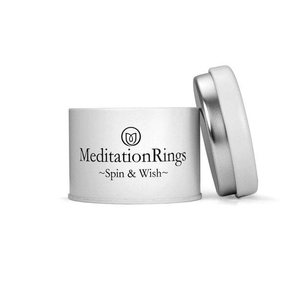 Lunar - 14KT Rose Gold - MeditationRings
