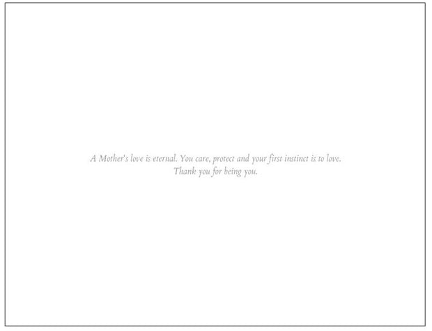 MeditationRings Mother's Day Greeting Card - MeditationRings
