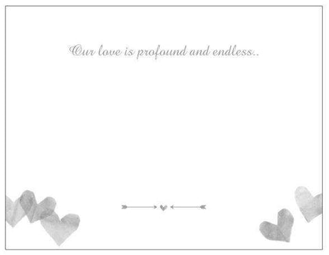 MeditationRings Love Greeting Card - MeditationRings