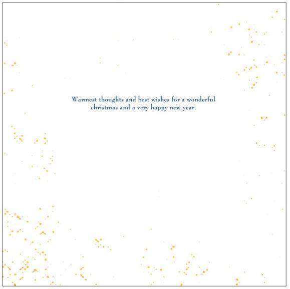 MeditationRings Holiday Cheer Greeting Card - MeditationRings