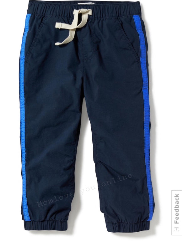 d16e099eaf5a Old navy - Poplin Jogger for Baby boy   toddler boy