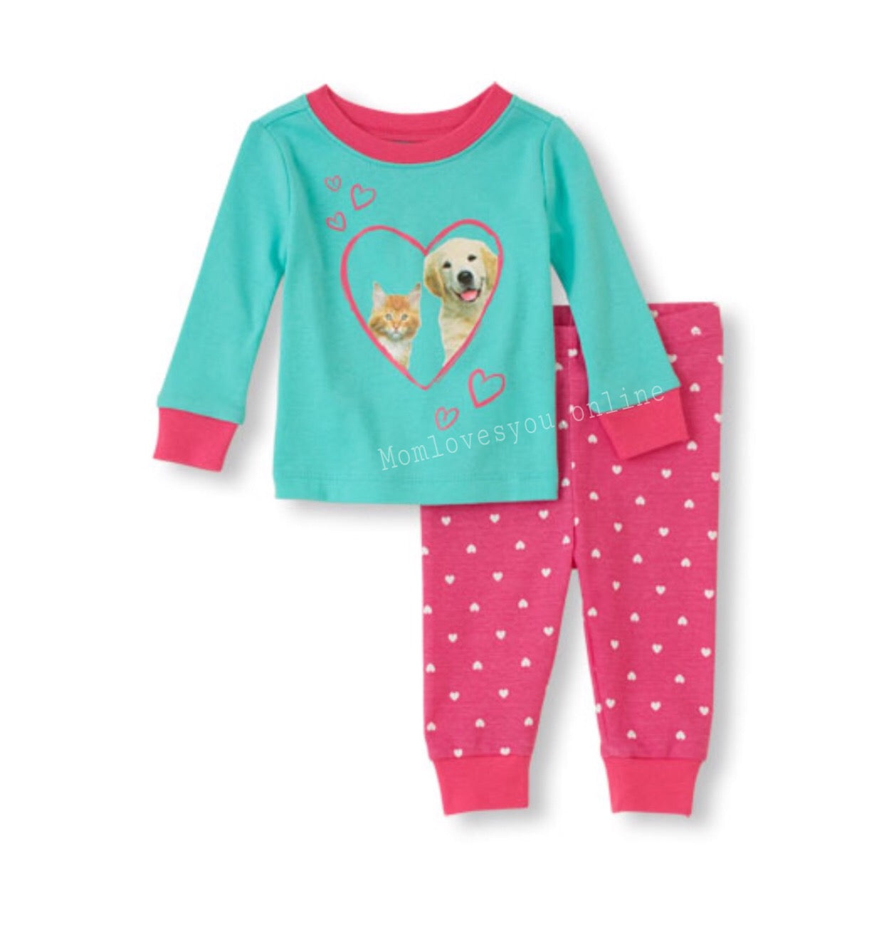 5b07d6c90 The Children s Place - snug fit cotton sleepwear toddler girl – Mom ...