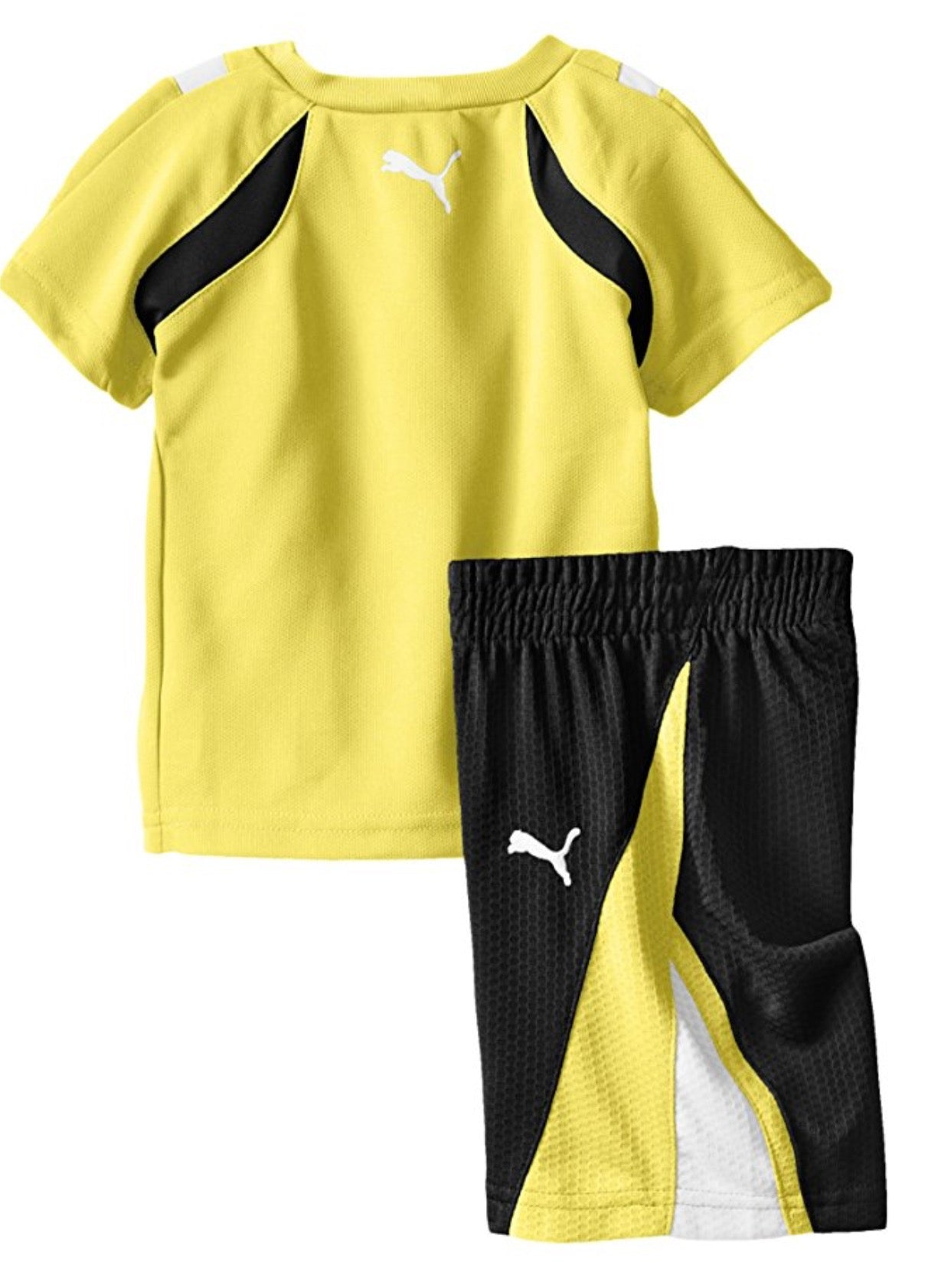 Puma Baby Boy s Succeed Set Buttercup Yellow – Mom loves you
