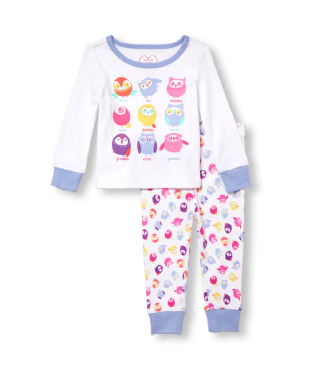 98e9f501f The Children s Place - Baby girl sleepwear – Mom loves you