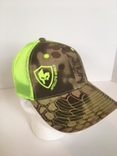 Brown Kryptec Hat
