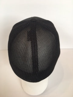 Flex Fit Black Hat