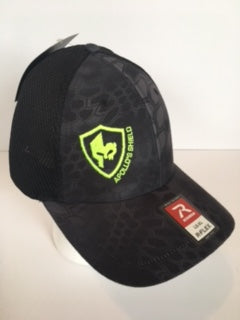 Flex Fit Black Kryptec Hat