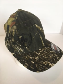 Flex Fit Mossy Oak Camo