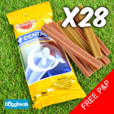 Pedigree Dentastix Box 28 Sticks