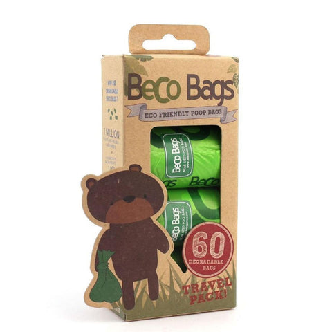 Beco Biodegradable Dog Poop Bags