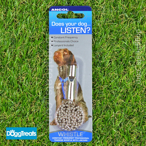 Ancol Professional Dog Training Whistle - Constant