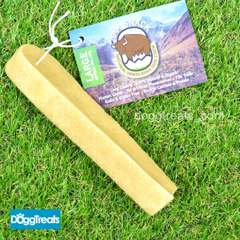 Yak Snack Dog Chew Treat 100% Natural Organic Himalayan - Very Hard Long Lasting
