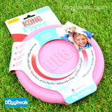 KONG Flyer Dog Frisbee