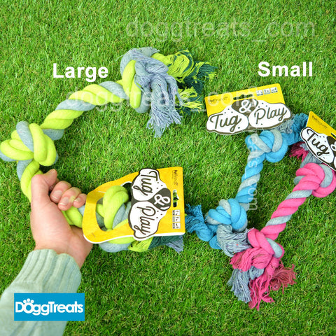 Dog Rope Tough Tug Toy