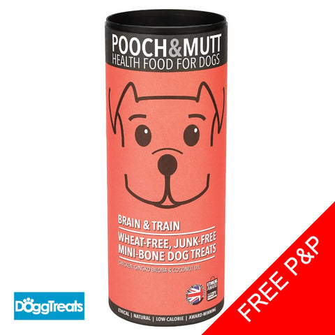 Pooch & Mutt - Natural Treats Tube - 125g