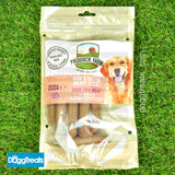 Ham and Cheese Meaty Sticks - Sausages for Dogs - Paddock Farm Antos - Over 70% Meat - 200g