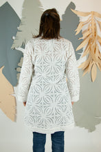Appliqué Cloud Robe - M #01