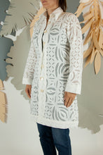 Appliqué Cloud Robe - M #03