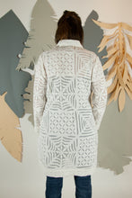 Appliqué Cloud Robe - L #05