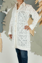 Appliqué Cloud Robe - L #07