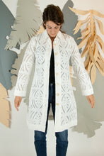 Appliqué Cloud Robe - M #07