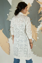 Appliqué Cloud Robe - S #11