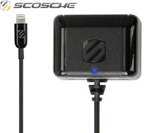 SCOSCHE strikeBASE 5W 1A Wall Charger w/ Lightning Cable - Shop Android