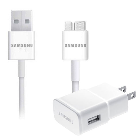 Samsung 2A USB 3.0 Travel Charger/Sync Cable - Shop Android