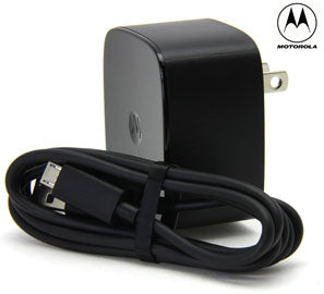 Motorola TurboPower 15 Wall Charger