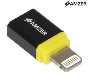 Apple MFi Certified Lightning (Male) to MicroUSB (Female) Adapter - Shop Android