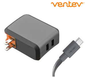 Ventev 2.4A Type C Rapid Wall Charger - Shop Android