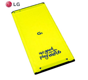 LG 2800mAh Standard Lithium-Ion Battery BL-42D1F for LG G5 - Shop Android