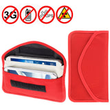 Amzer Anti-radiation, Anti-tracking, EMF Protection, Anti-spying GPS RFID Signal Blocker Pouch - Shop Android