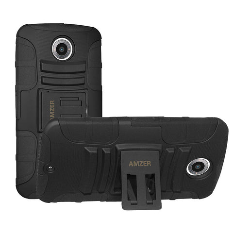 Amzer Hybrid Kickstand Case - Shop Android