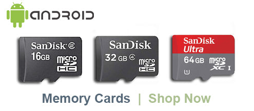 Smartphone Experts Memory Cards
