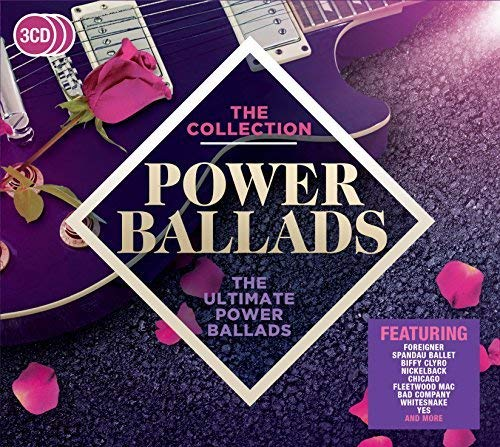 Various Artists - Power Ballads: The Collection
