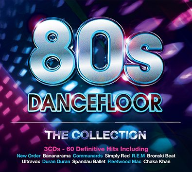 Various Artists - 80's Dancefloor: The Collection