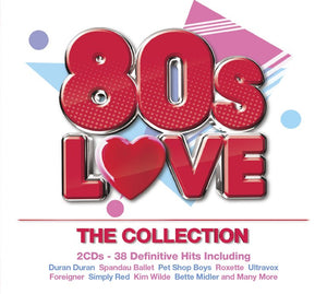 Various Artists - 80s Love: The Collection