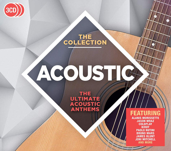 Various Artists  - Acoustic: The Collection