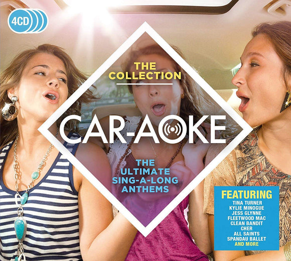 Various Artists - Car-aoke: The Collection