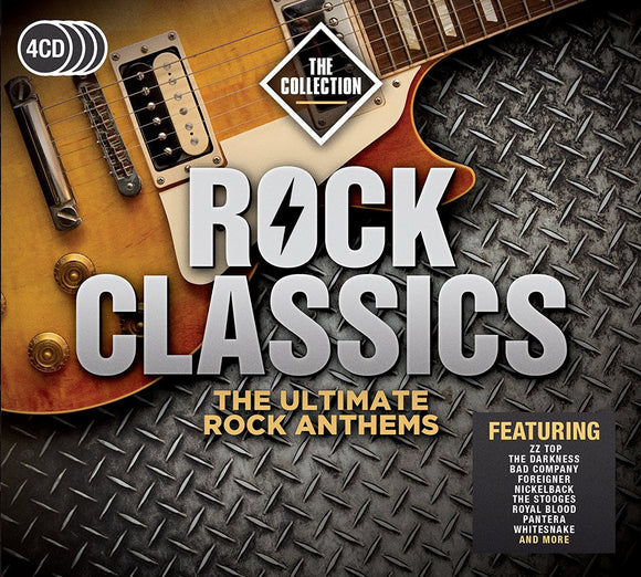 Various Artists - Rock Classics: The Collection