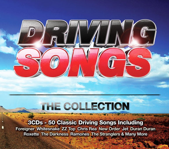 Various Artists - Driving Songs: The Collection