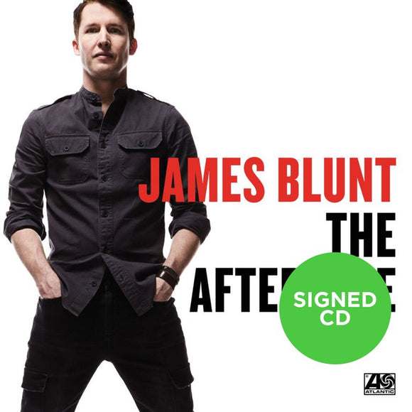 James Blunt - The Afterlove (Signed)