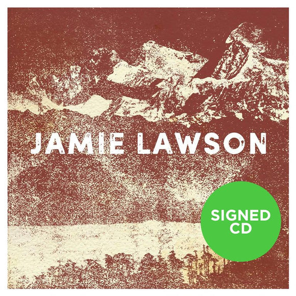 Jamie Lawson - Jamie Lawson (Signed Card Album)